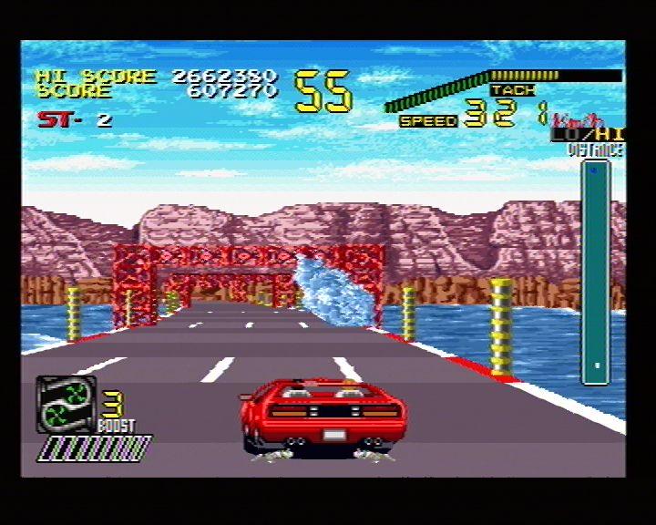 Chase HQ Plus SCI (Sega Saturn) Screenshots (18)