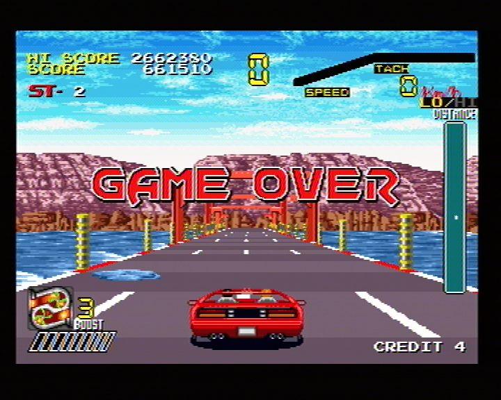 Chase HQ Plus SCI (Sega Saturn) Screenshots (19)