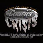 Courier Crisis (Sega Saturn) Screenshots (1)