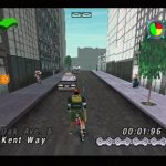 Courier Crisis (Sega Saturn) Screenshots (2)