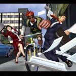 Courier Crisis (Sega Saturn) Screenshots (4)