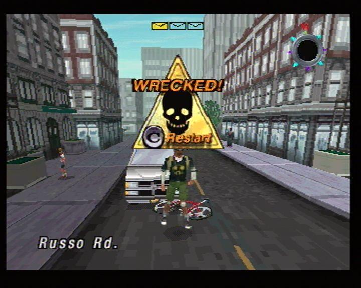 Courier Crisis (Sega Saturn) Screenshots (8)