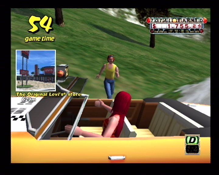 Crazy Taxi (Dreamcast) Screenshots (15)