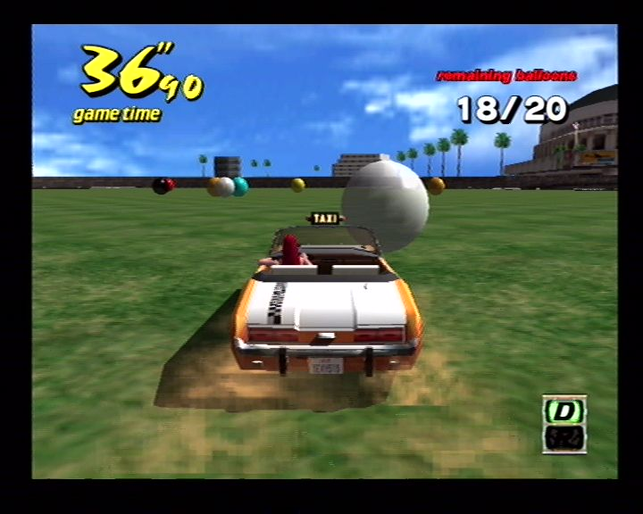 Crazy Taxi (Dreamcast) Screenshots (31)