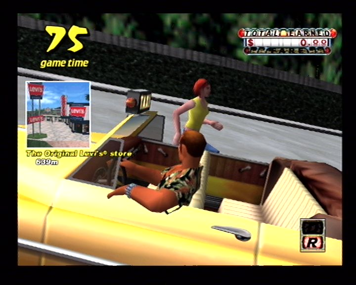 Crazy Taxi (Dreamcast) Screenshots (32)