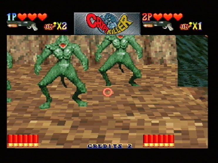 Crypt Killer (Sega Saturn) Screenshots (6)