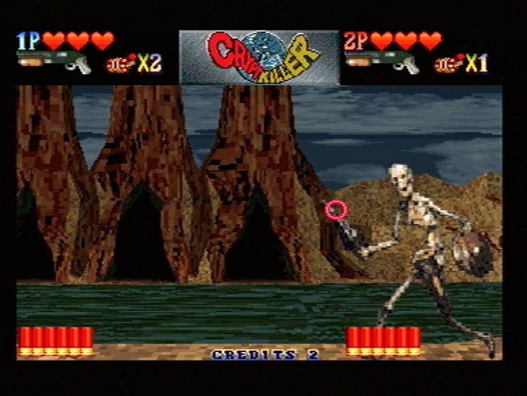 Crypt Killer (Sega Saturn) Screenshots (7)