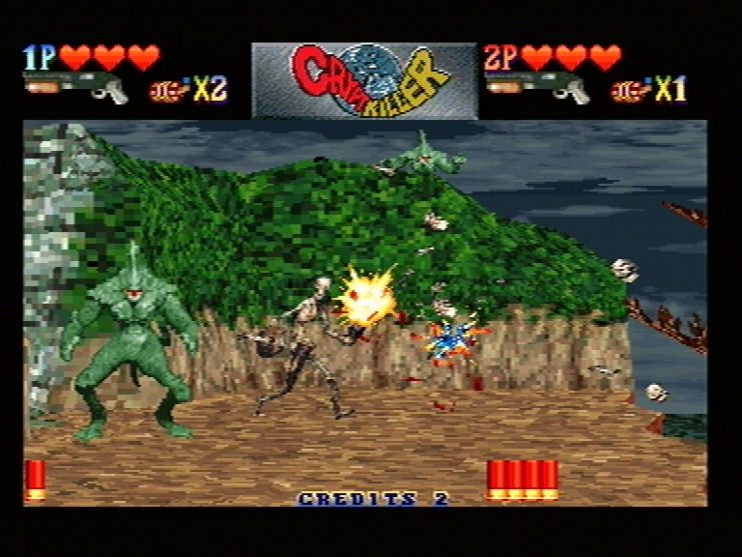 Crypt Killer (Sega Saturn) Screenshots (8)