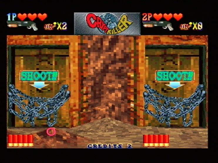 Crypt Killer (Sega Saturn) Screenshots (9)