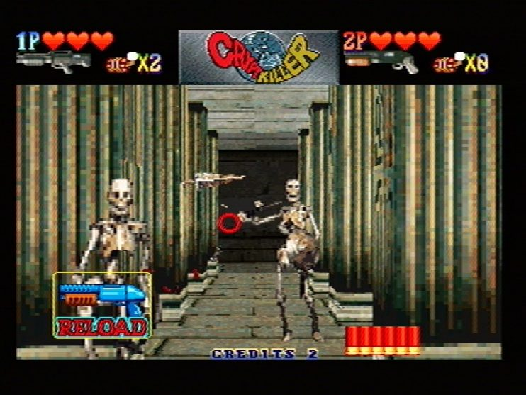 Crypt Killer (Sega Saturn) Screenshots (10)