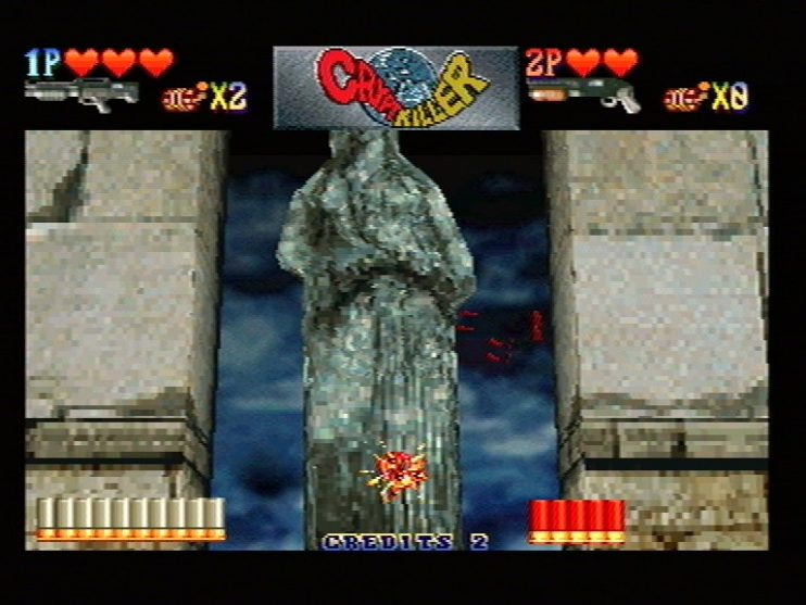 Crypt Killer (Sega Saturn) Screenshots (11)