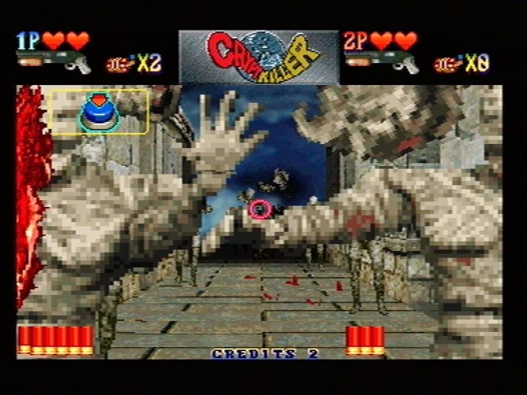 Crypt Killer (Sega Saturn) Screenshots (12)