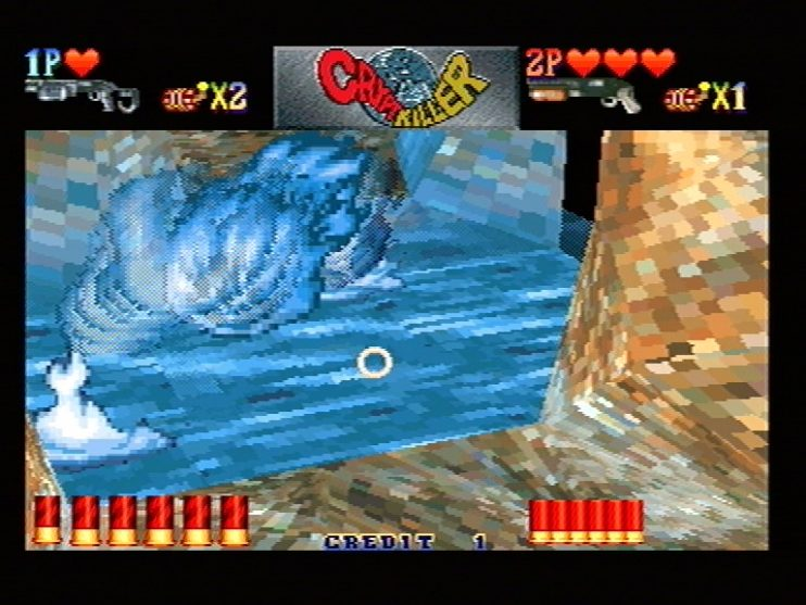 Crypt Killer (Sega Saturn) Screenshots (14)