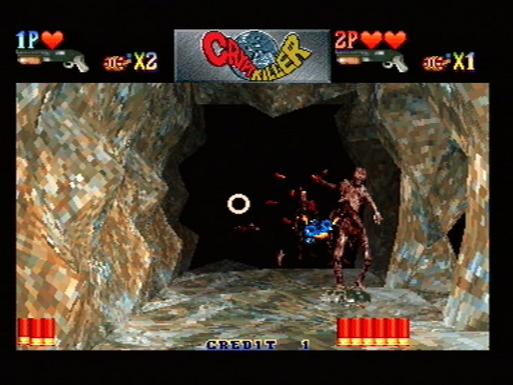 Crypt Killer (Sega Saturn) Screenshots (15)