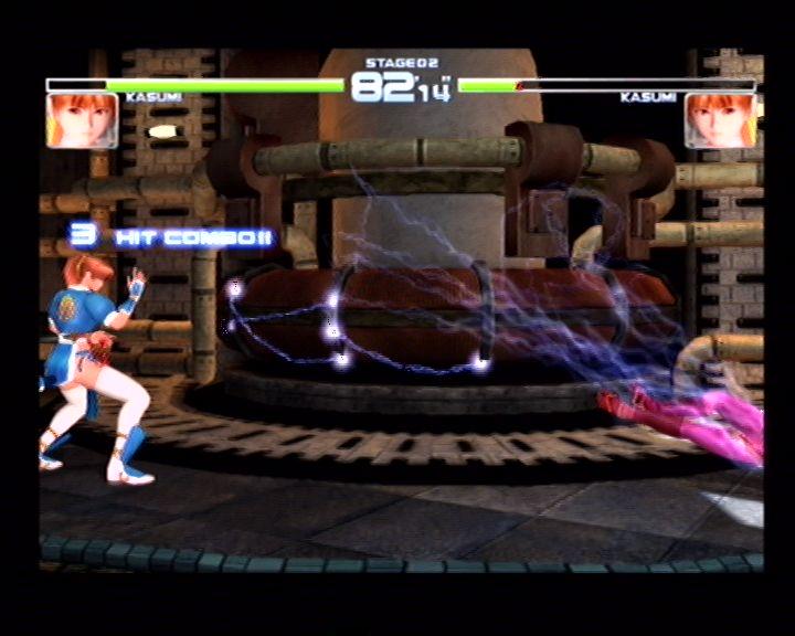 Dead Or Alive 2 (Dreamcast) Screenshots (7)