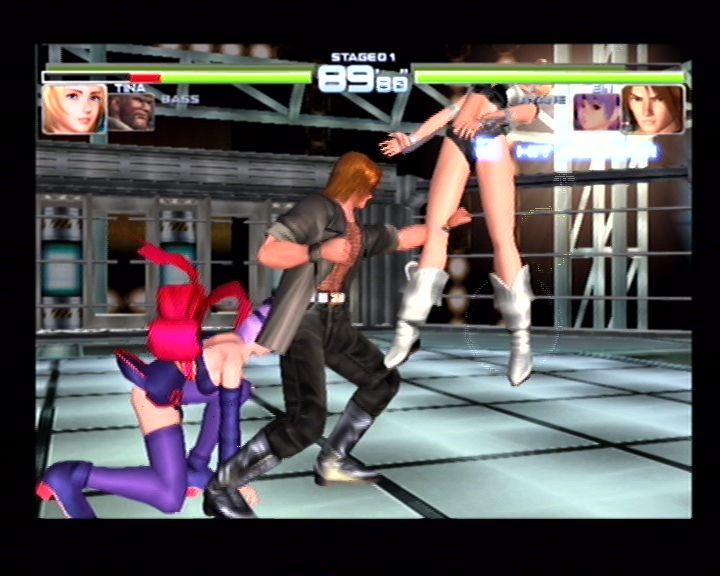 Dead Or Alive 2 (Dreamcast) Screenshots (14)