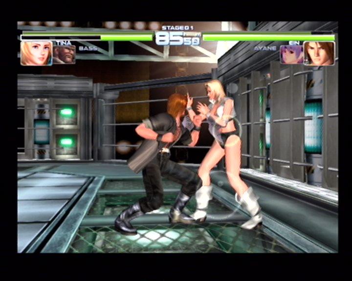 Dead Or Alive 2 (Dreamcast) Screenshots (15)