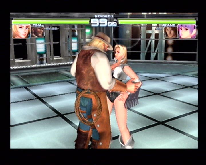 Dead Or Alive 2 (Dreamcast) Screenshots (16)