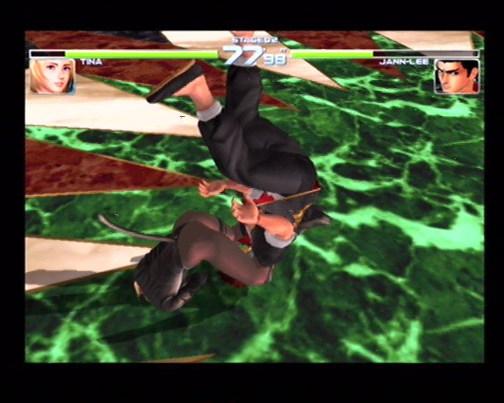 Dead Or Alive 2 (Dreamcast) Screenshots (23)