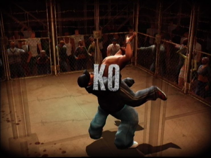 Def Jam - Fight For NY (Xbox) Screenshots (2)