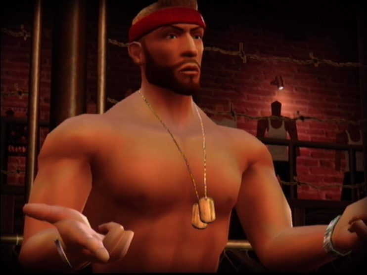 Def Jam - Fight For NY (Xbox) Screenshots (3)
