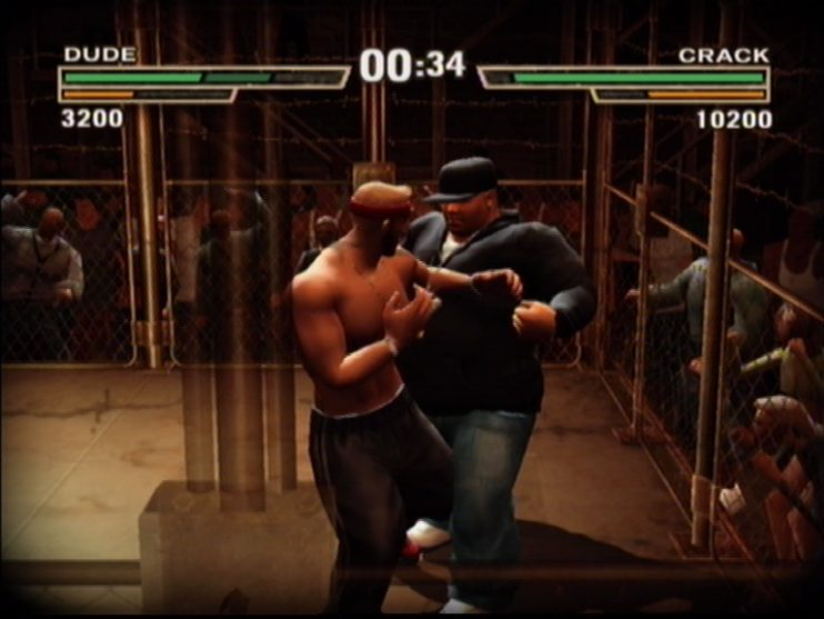 Def Jam - Fight For NY (Xbox) Screenshots (4)