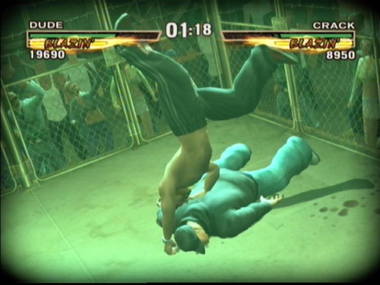 Def Jam - Fight For NY (Xbox) Screenshots (7)