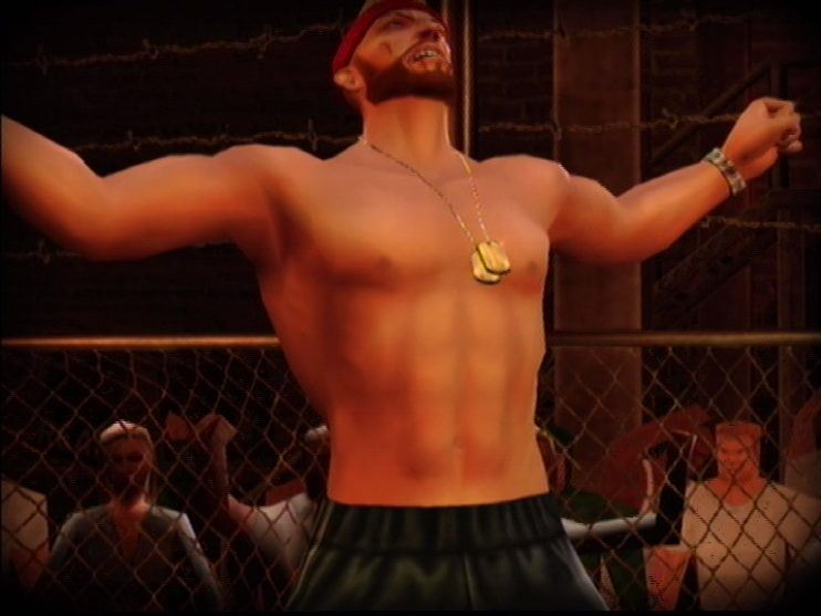 Def Jam - Fight For NY (Xbox) Screenshots (9)