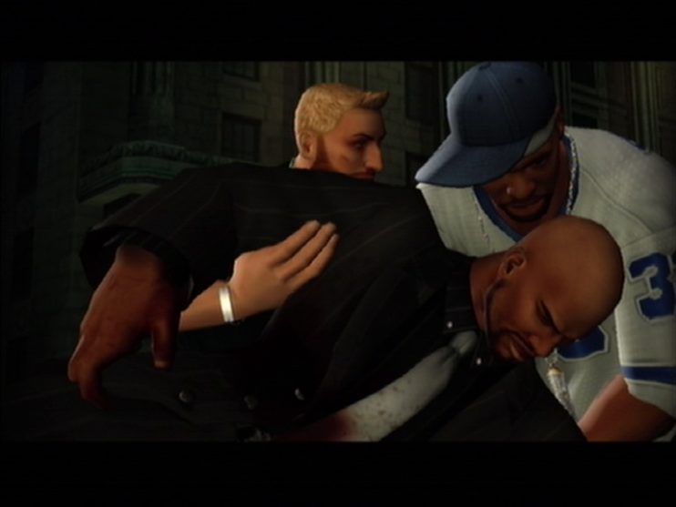 Def Jam - Fight For NY (Xbox) Screenshots (13)