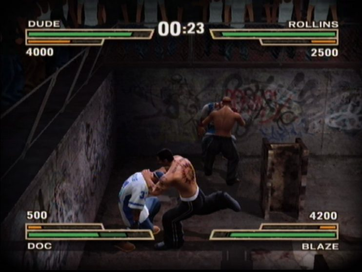 Def Jam - Fight For NY (Xbox) Screenshots (24)
