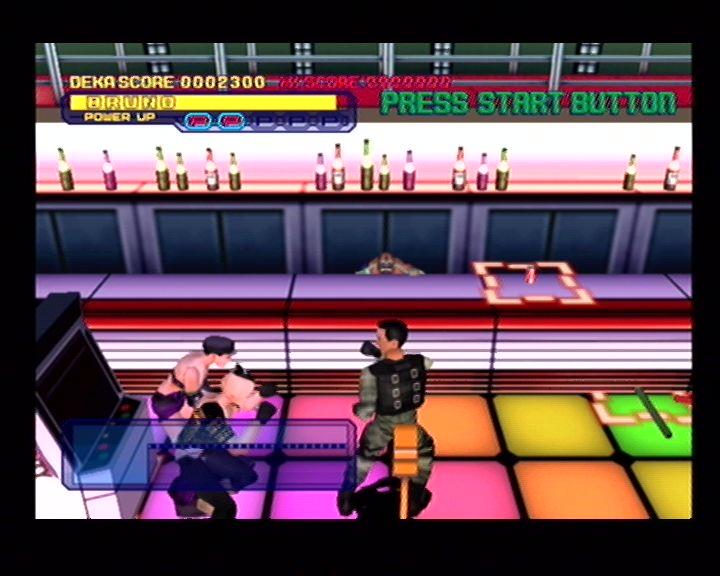 Dynamite Cop (Dreamcast) Screenshots (5)