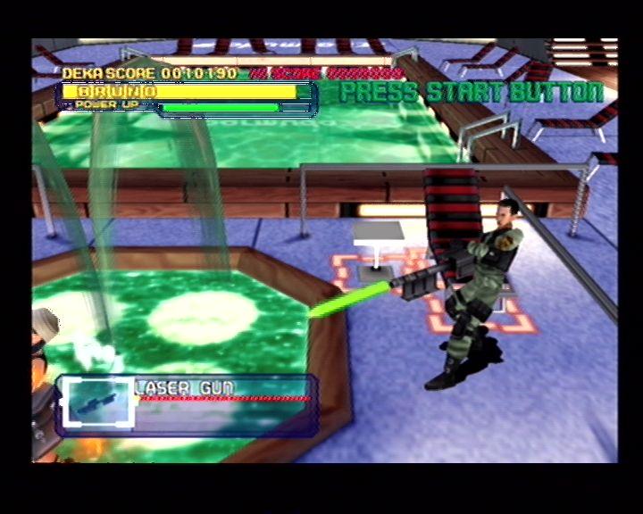 Dynamite Cop (Dreamcast) Screenshots (8)