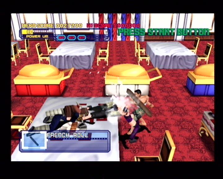 Dynamite Cop (Dreamcast) Screenshots (19)