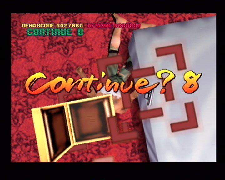 Dynamite Cop (Dreamcast) Screenshots (20)