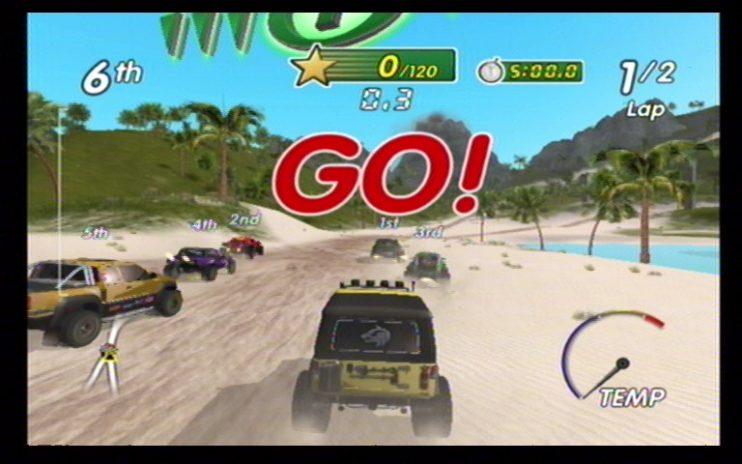 Excite Truck Screenshots (5)