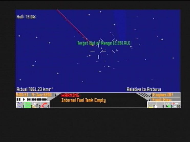 Frontier - Elite II (CD32) Screenshots (5)
