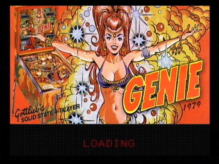 Gottlieb Pinball Classics Screenshots (2)