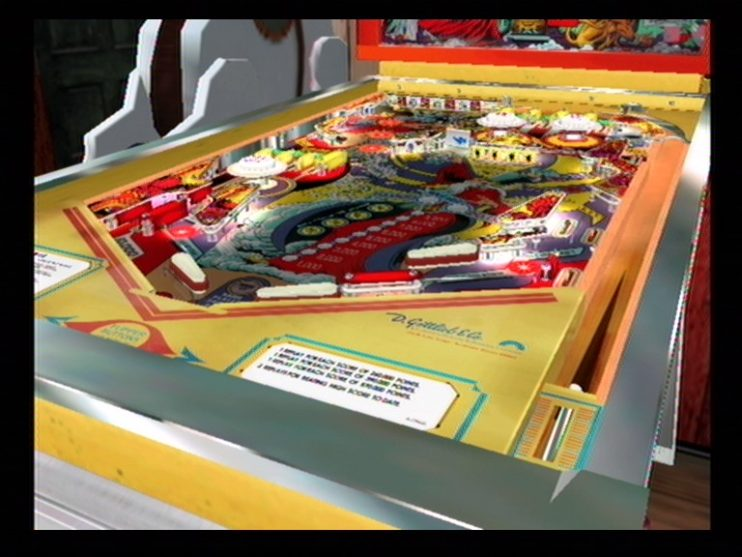 Gottlieb Pinball Classics Screenshots (3)