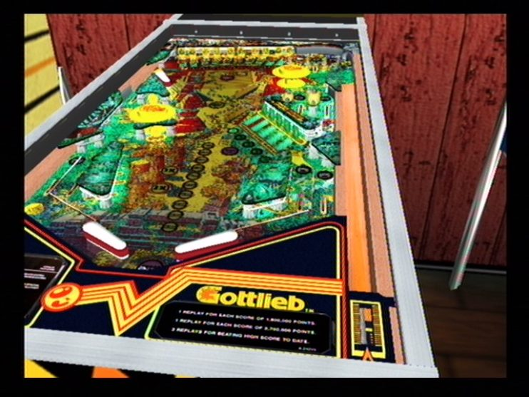 Gottlieb Pinball Classics Screenshots (6)