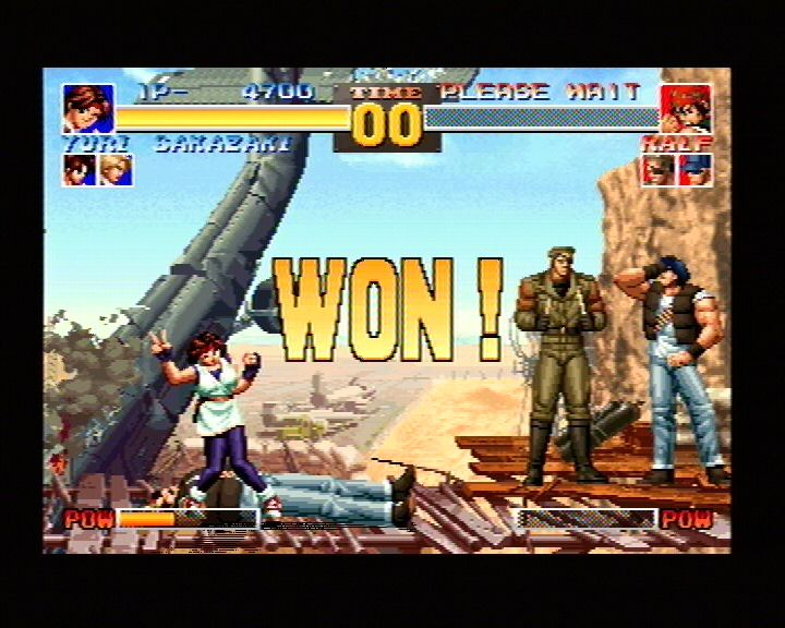 King Of Fighters 95 (Saturn) Screenshots (5)