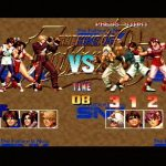 King Of Fighters 95 (Saturn) Screenshots (7)