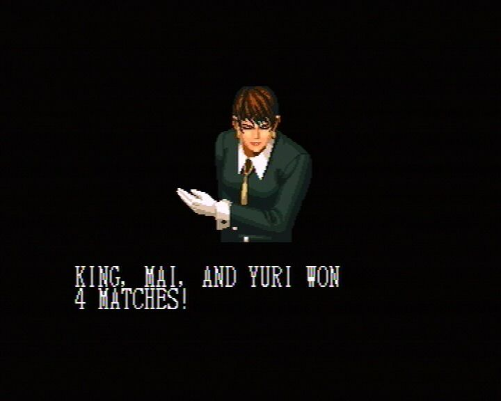 King Of Fighters 95 (Saturn) Screenshots (13)