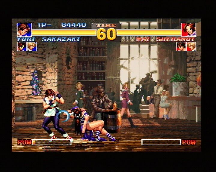 King Of Fighters 95 (Saturn) Screenshots (14)