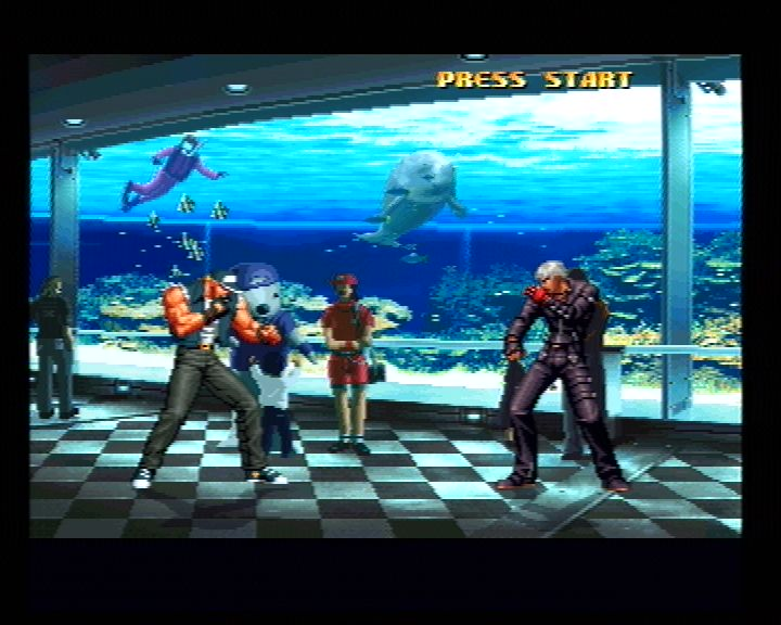 King of Fighters 2000/2001 (Playstation 2) Screenshots (11)