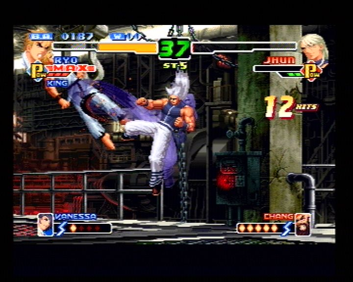 King of Fighters 2000/2001 (Playstation 2) Screenshots (13)