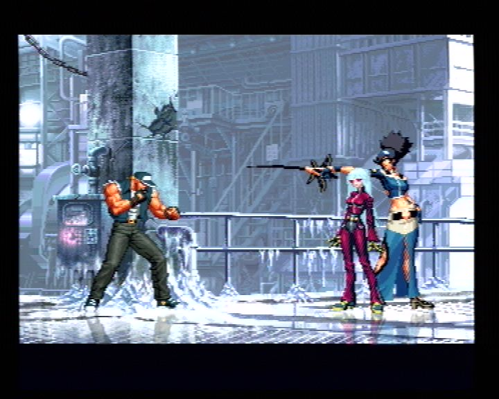 King of Fighters 2000/2001 (Playstation 2) Screenshots (16)