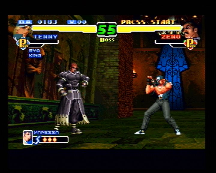 King of Fighters 2000/2001 (Playstation 2) Screenshots (17)