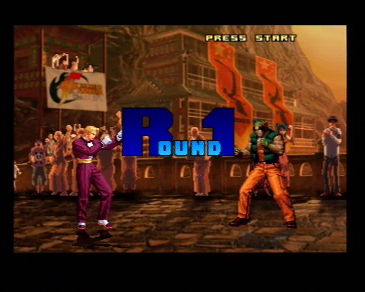 King of Fighters 2000/2001 (Playstation 2) Screenshots (21)