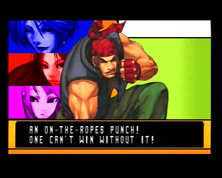 King of Fighters 2000/2001 (Playstation 2) Screenshots (23)