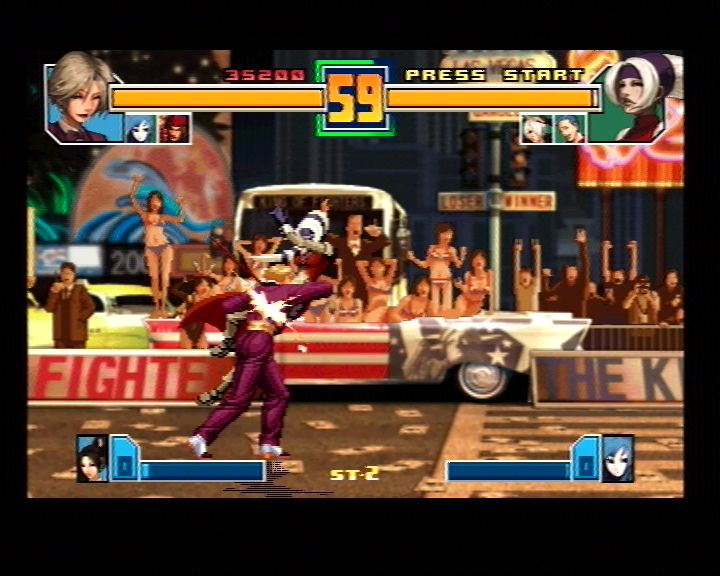 King of Fighters 2000/2001 (Playstation 2) Screenshots (24)